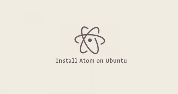 Как установить текстовый редактор Atom в Ubuntu 18.04